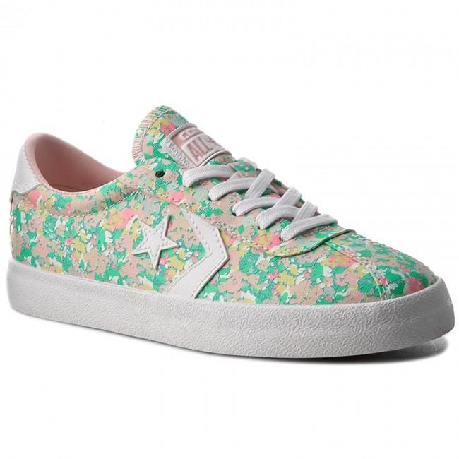 super promocje 50% ceny wyprzedaż ze zniżką Sneakers CONVERSE - Breakpoint Ox 555951C Menta/Vapor Pink/White