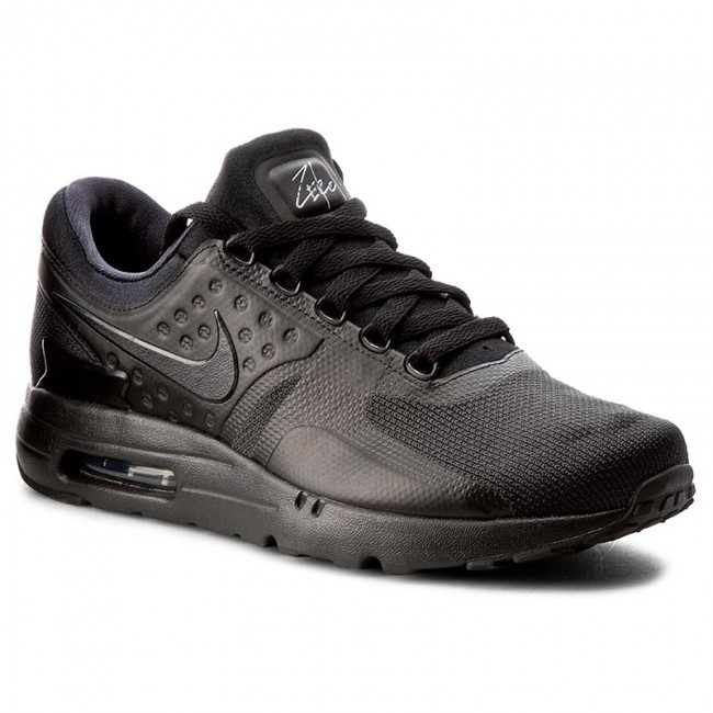 well known uk availability latest discount Shoes NIKE - Air Max Zero Essential 876070 006 Black/Black/Black ...