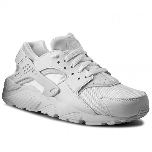 ab2578784f5d7 Shoes NIKE - Huarache Run (GS) 654275 110 White/White/Pure Platinum ...