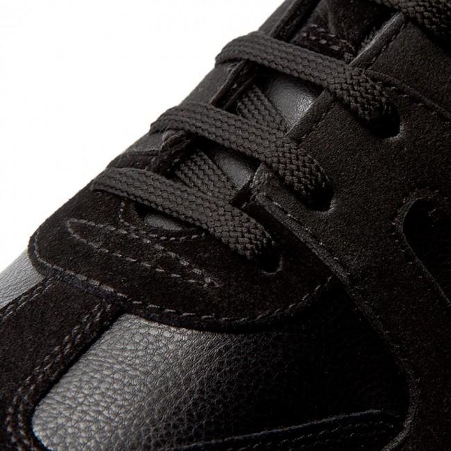 Shoes GEOX U Edgware A U743BA 022BC C9999 Black j79Ro