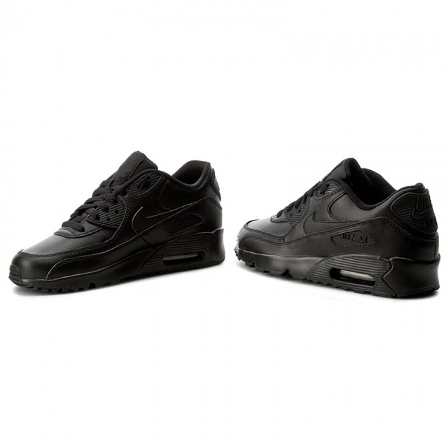 nike air max 90 trainers nero anthracite wolf grey