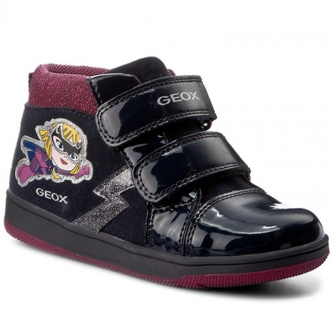 Ideal escaramuza Solo haz  Boots GEOX - B New Flick G. E B741HE 022HH C4002 Navy - Boots - High boots  and others - Girl - Kids' shoes | efootwear.eu