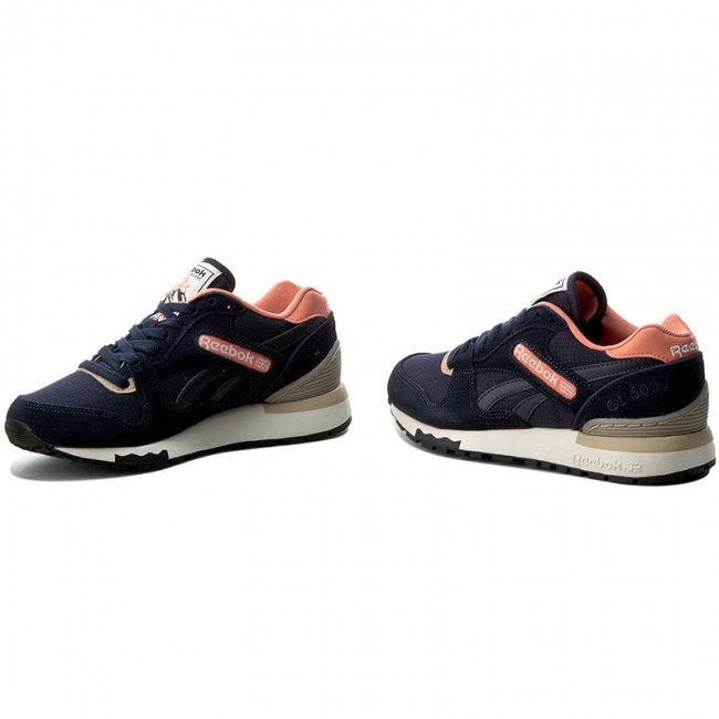 Shoes Reebok Gl 6000 Out Color BD1580 IndigoPinkOatmeal
