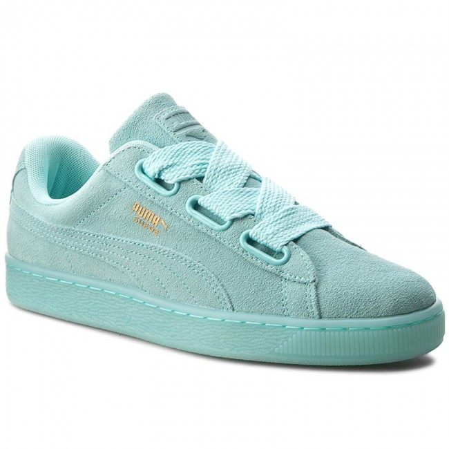 Puma – Suede Heart Reset Wn's Womens Shoes Aruba Blue