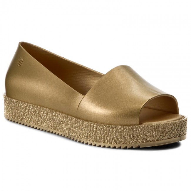 wholesale online various design detailed look Shoes MELISSA - Puzzle Ad 31882 Gold 06525