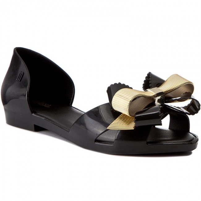 8b1f20625a82e Sandals MELISSA - Seduction III Ad 31982 Black/Gold 50816
