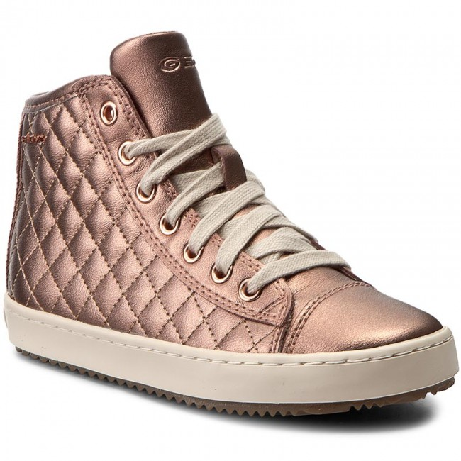 Arrastrarse infinito escucha  Sneakers GEOX - J Kalispera G.F J744GF 000NF C8014 Old Rose - Boots - High  boots and others - Girl - Kids' shoes | efootwear.eu
