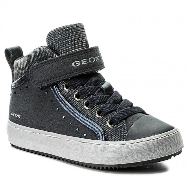 Sneakers GEOX J Kalispera G.I J744GI 0AFEW C4002 Navy