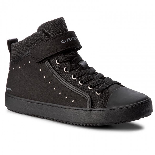 Sneakers GEOX J Kalispera G.I J744GI 0AFEW C9999 D Black