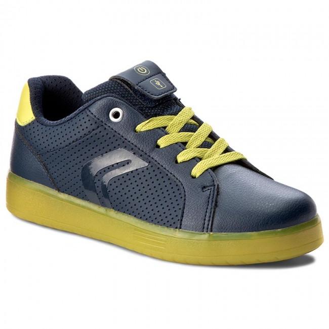 ir al trabajo Óxido Selección conjunta  Sneakers GEOX - J Kommodor B. B J745PB 0BCBU C0749 D Navy/Lime - Laced  shoes - Low shoes - Boy - Kids' shoes | efootwear.eu