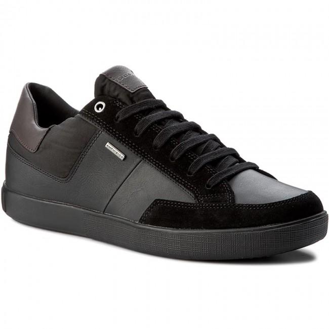 Sneakers GEOX - U Taiki B Abx B U741UB 022FU C9270 Black/Anthracite