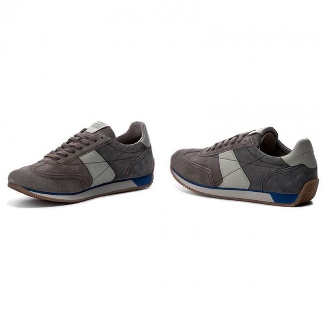 Sneakers GEOX U Vinto B U742LB 000JA CL69A MudAnthracite t0FDc
