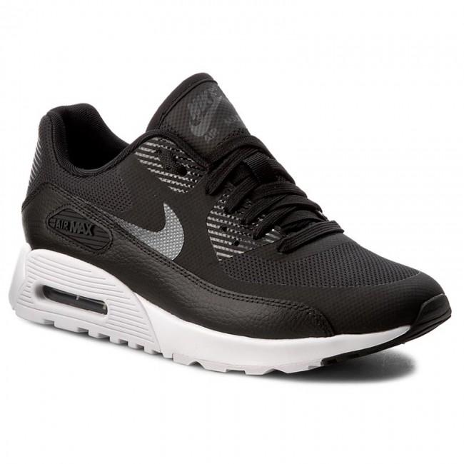 buy popular a362c 7b9fe Shoes NIKE - W Air Max 90 Ultra 2.0 881106 002 Black Mtlc Hematite White -  Sneakers - Low shoes - Women s shoes - efootwear.eu