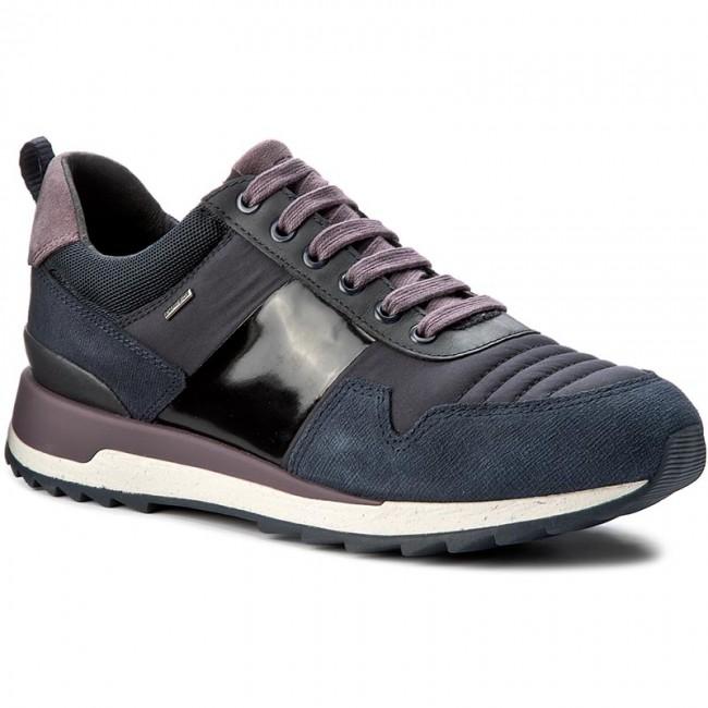 Sneakers GEOX - D Aneko B Abx A D643FA 022FU C4002 Navy