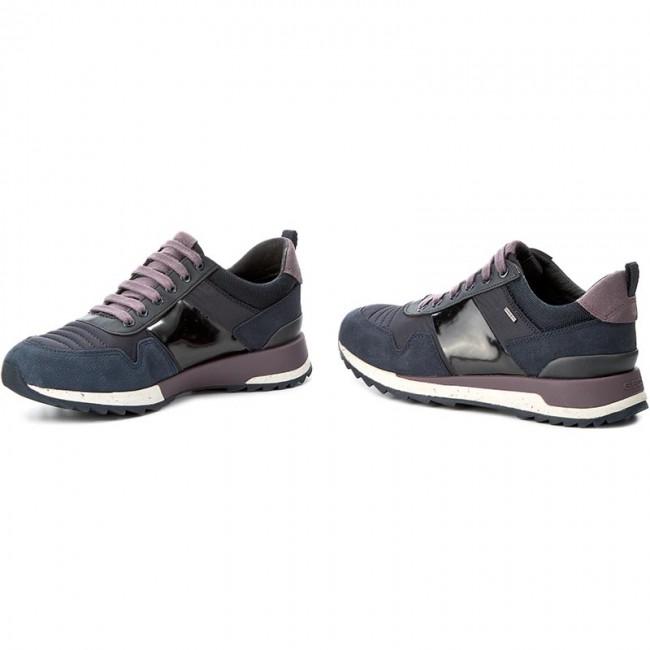 Sneakers GEOX D Aneko B Abx A D643FA 022FU C4002 Navy 8uodC