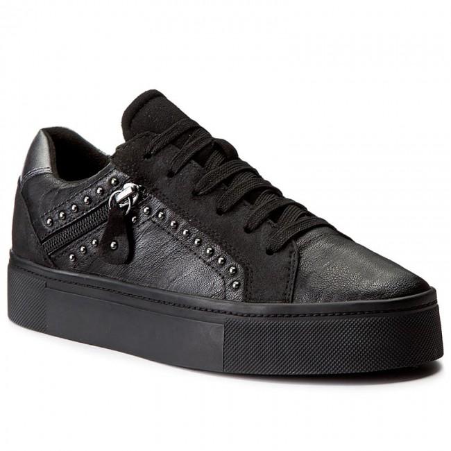 Sneakers GEOX - D Hidence B D7434B 0BTAF C9999 Black