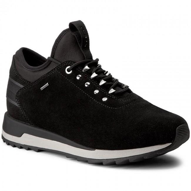 Sneakers GEOX D Aneko B Abx A D743FA 00022 C9999 Black