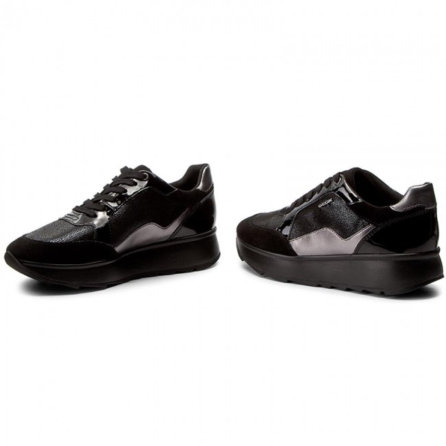 Sneakers GEOX D Gendry B D745TB 0QDHH C9999 Black