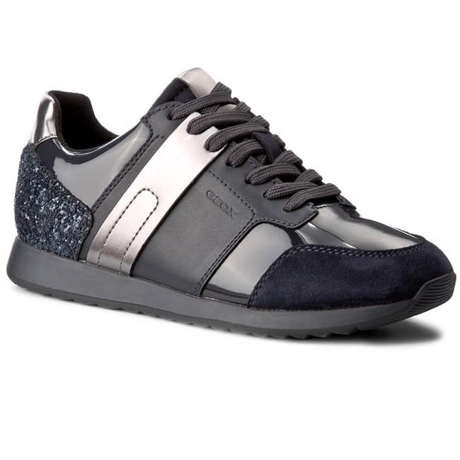 Sneakers GEOX - D Deynna D D746FD 00222 C4174 Dk Navy/Navy