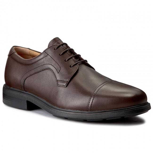 Shoes GEOX - U Dublin C U64R2C 00043 C6027 Ebony