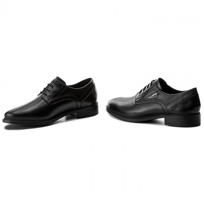 Zapatos GEOX U Loris Np ABX C U742XC 00043 C9999 Black