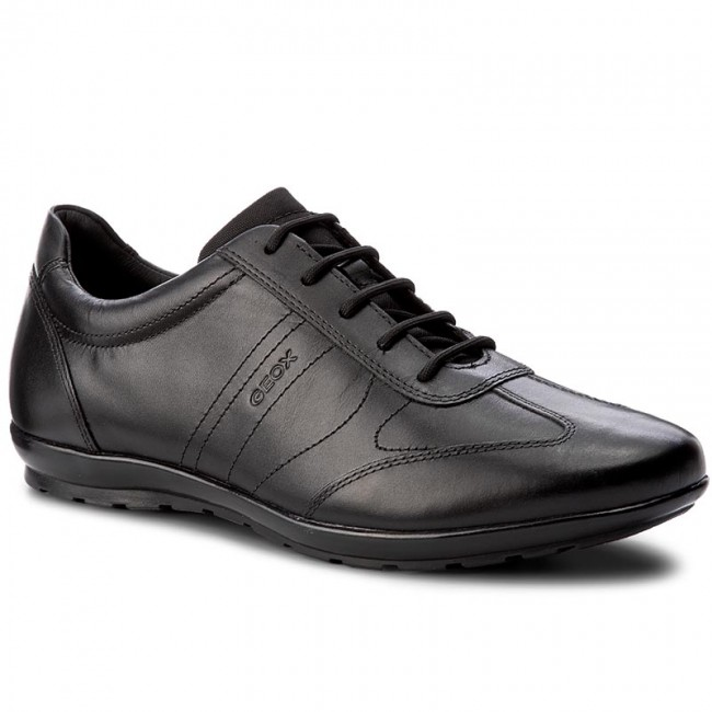 run shoes wholesale online shop Shoes GEOX - U Symbol B U74A5B 00043 C9999 Black