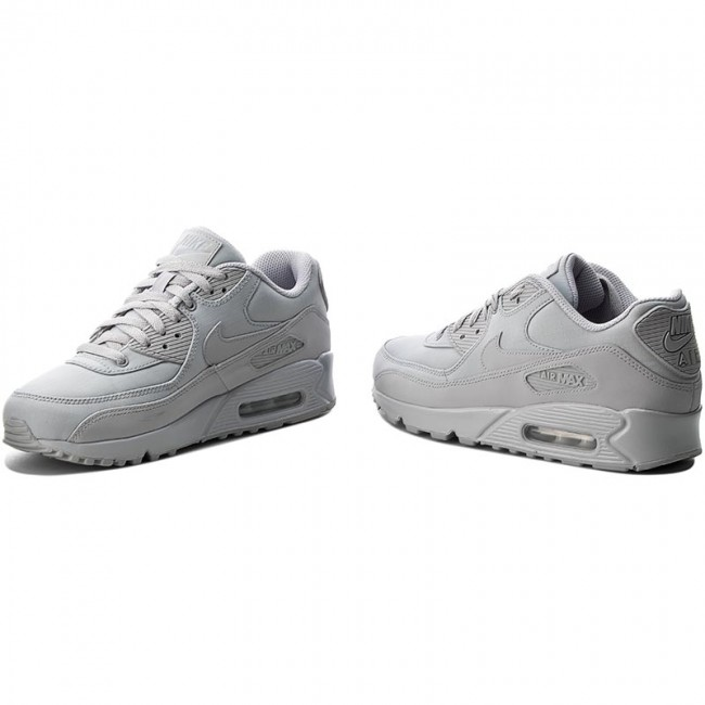 Shoes NIKE Air Max 90 Essential 537384 068 Wolf GreyWolf GreyWolf Grey