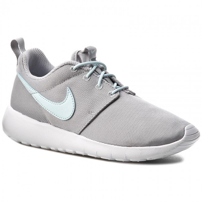 100% authentic 60662 8fa9d Shoes NIKE - Roshe One (Gs) 599729 015 Wolf Grey/Glacier Blue/White