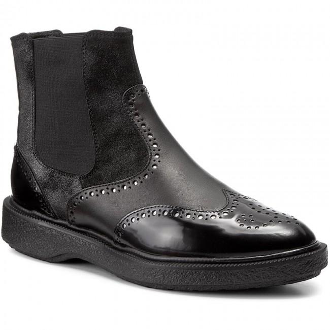 Ankle Boots GEOX - D Prestyn D D745WD 038PV C9999 Black
