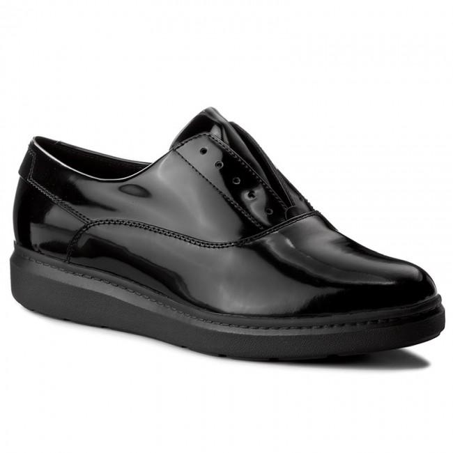Shoes GEOX - D Jerrica C D745XC 038CN C9999 Black