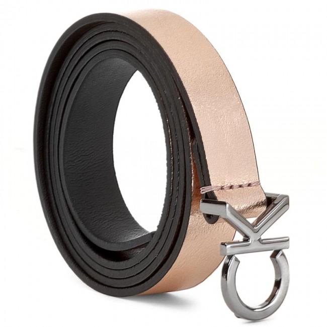 Women's Belt CALVIN KLEIN - Ck Skinny Waistbelt K60K603557 75 609