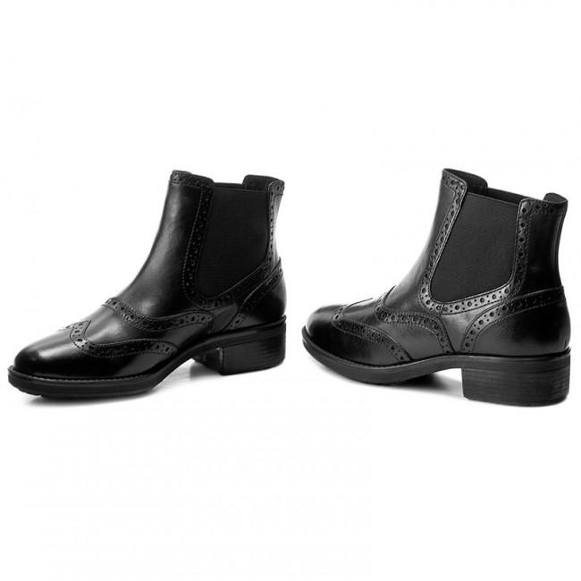 Ankle Boots GEOX D Ettiene B D746BB 00043 C9999 Black