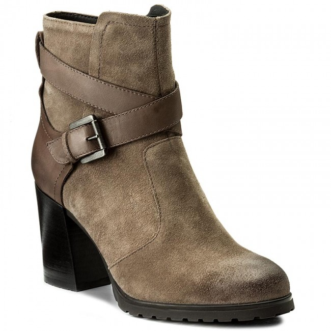 A menudo hablado realimentación mezcla  Boots GEOX - D New Lise H.A D746UA 02343 C6029 Taupe - Boots - High boots  and others - Women's shoes | efootwear.eu