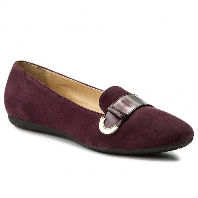 principalmente Observar arco  Lords GEOX - D Lola A D74M4A 021BC C8017 Prune - Lords - Low shoes -  Women's shoes | efootwear.eu