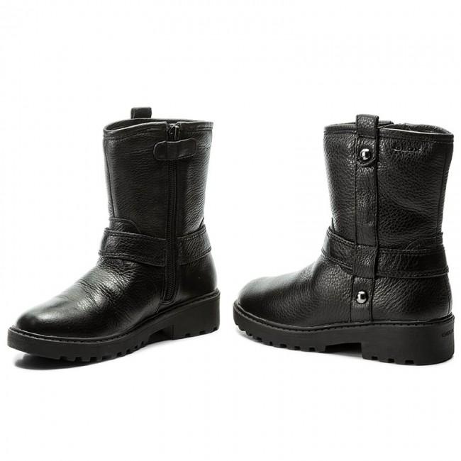 suche nach neuesten USA billig verkaufen am besten auswählen Knee High Boots GEOX - J Casey G J6420A 00046 C9999 Black