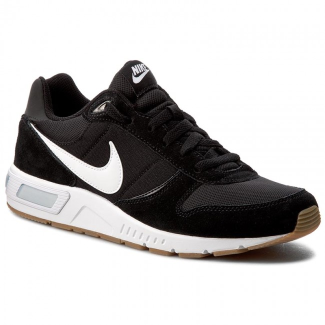 pompa minusválido Aproximación  Shoes NIKE - Nightgazer 644402 006 Black/White - Sneakers - Low shoes -  Men's shoes | efootwear.eu