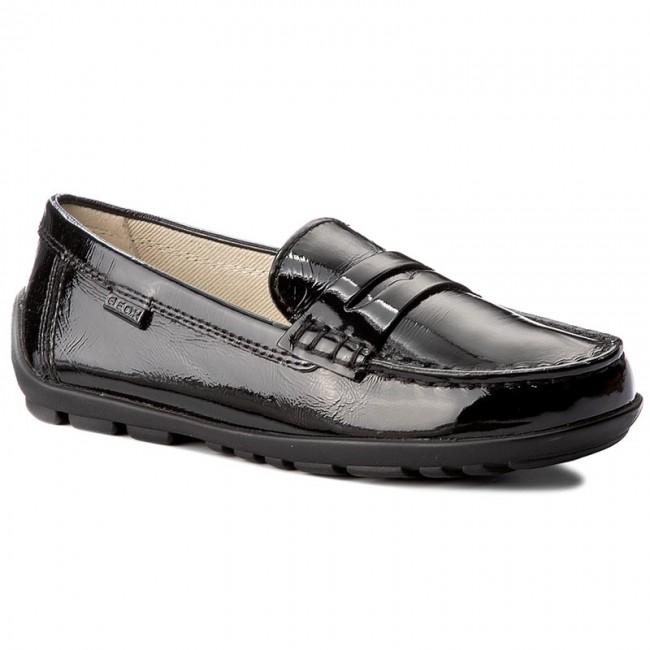 Shoes GEOX - J Fast A J74G6A 00067 C9999 Black