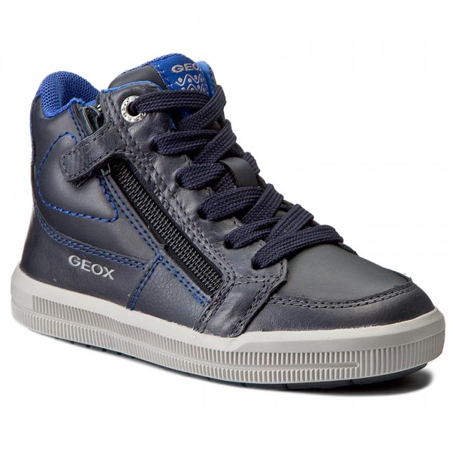 Boots GEOX - J Arzach B. F J744AF 0BCCL C4226 Navy/Royal