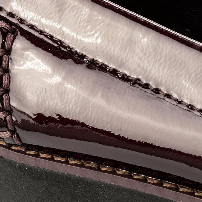 déficit esposas servir  Moccasins GEOX - D Blenda C D640BC 000EV C7357 Dk Burgundy - Moccasins -  Low shoes - Women's shoes | efootwear.eu