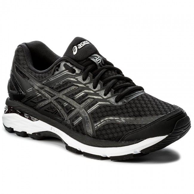 Shoes ASICS Gt 2000 5 T707N BlackOnyxWhite 9099