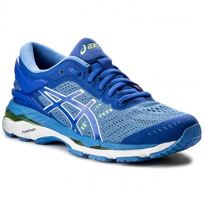 922cecd8 Shoes ASICS - Gel-Kayano 24 T799N Blue Purple/Regatta Blue/White 4840