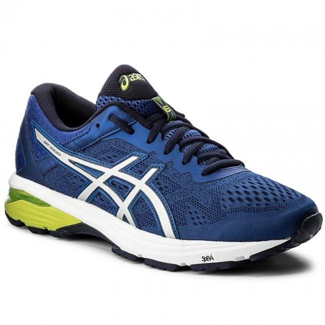 Shoes ASICS - GT-1000 6 T7A4N Limoges/Silver/Peacoat