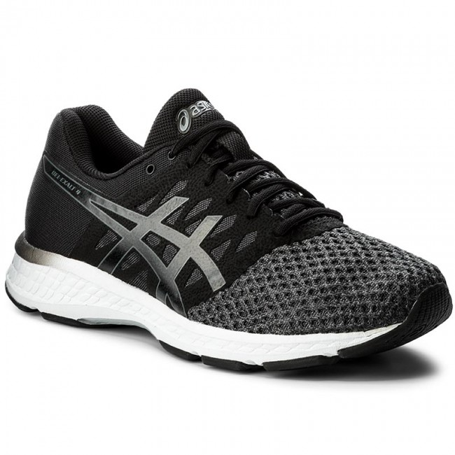 Shoes ASICS Gel Exalt 4 T7E0N Dark GreyBlackWhite 9590