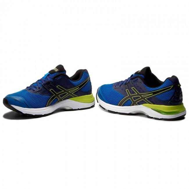 Shoes ASICS Gel Pulse 9 T7D3N Directoire BlueBlackIndigo Blue 4390