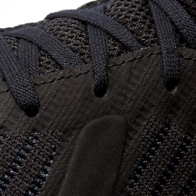 Shoes ASICS Weldon X S707N BlackCarbonWhite 9097