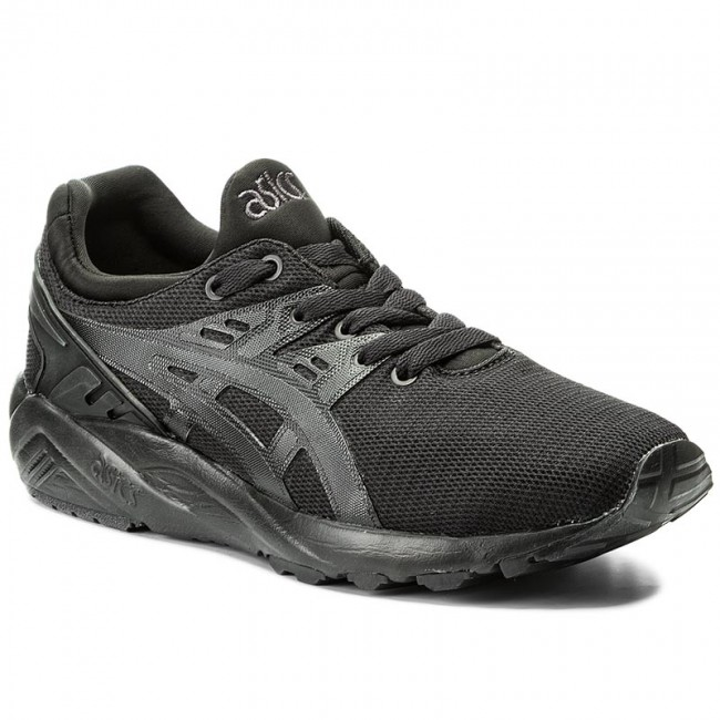 big sale 778ca 74a7c Sneakers ASICS - TIGER Gel-Kayano Trainer Evo Gs C7A0N Black/Black 9090