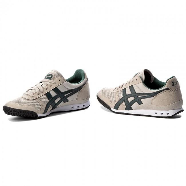 buy popular e8f0c 79bf8 Sneakers ASICS - ONITSUKA TIGER Ultimate 81 HN201 Feather Grey/Hampton  Green 1285