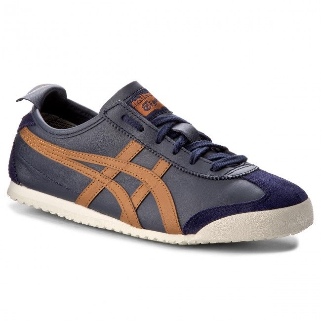on sale ae059 8b3f8 Sneakers ASICS - ONITSUKA TIGER Mexico 66 D4J2L Peacoat/Honey Ginger 5831