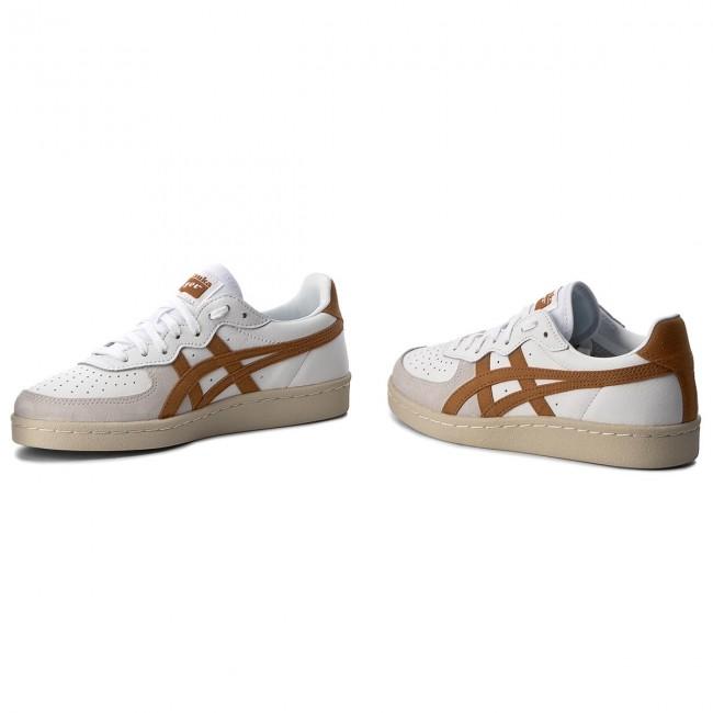 timeless design f4025 0bb8c Sneakers ASICS - ONITSUKA TIGER Gsm D6H1L White/Honey Ginger ...