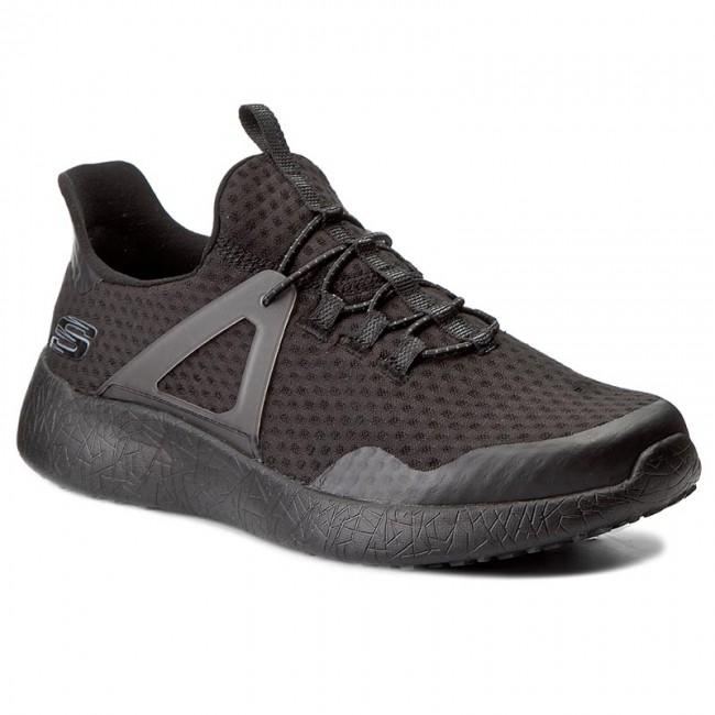 Sneakers SKECHERS - Shinz 52115/BBK Black
